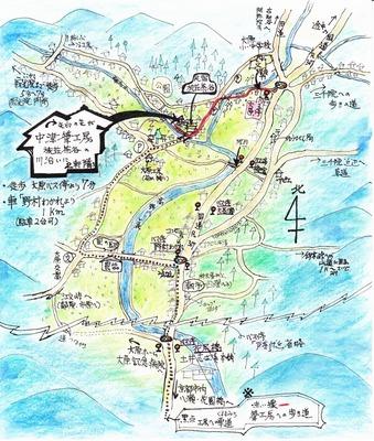 Sおまかせ中津筆工房の地図S.jpg